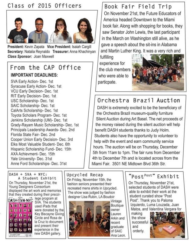 December 2013 - Back Page